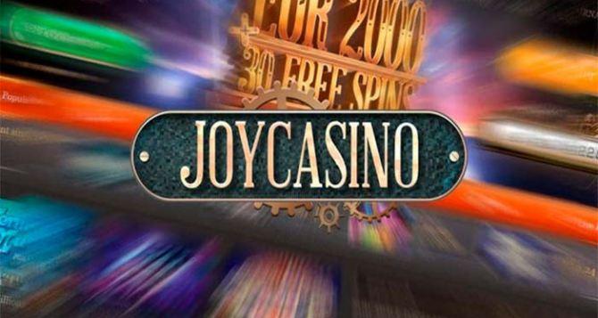 Обзор онлайн казино joycasino джойказино казино мандельштам анализ