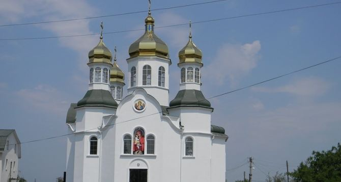 Приходов Украинской автокефальной православной церкви в ЛНР— 6, в Луганской области— 2, из которых один закрыт
