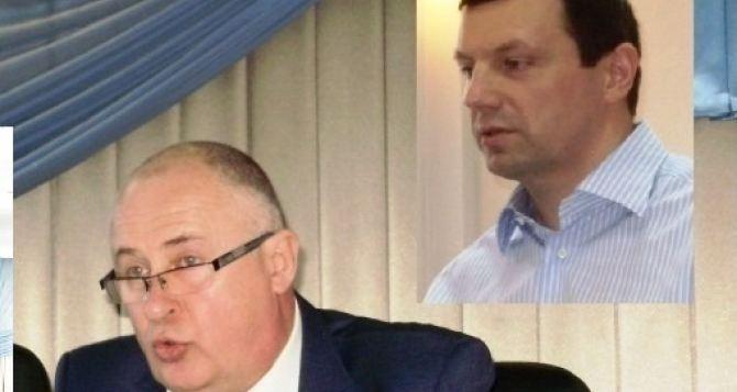 Мэр Лисичанска избил народного депутата из Оппоблока 9мая.