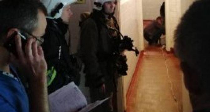 В сельской школе на Донбассе распылили слезоточивый газ. Дети эвакуированы
