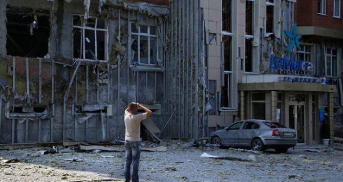 Каждая странаЕС пусть восстановит по одному городу украинского Донбасса. Новая инициатива Порошенко