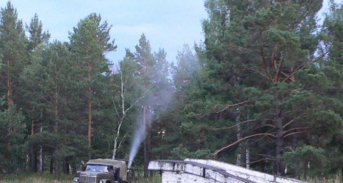 Внимание! Станично-Луганский район будут травить с 20мая по 20июня.