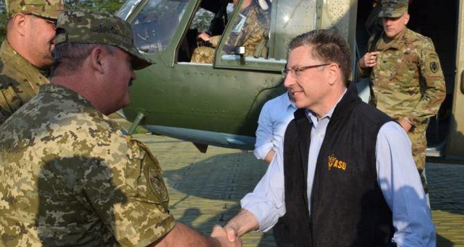 Волкер предупредил Украину, что Минские соглашения придется выполнять