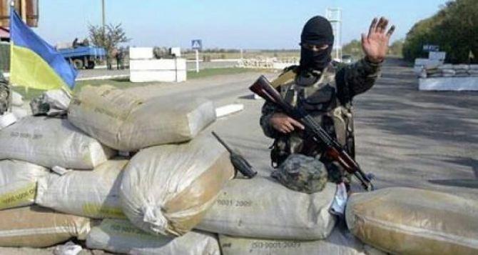С чем связано усиление на блокпостах в Луганской области. Версия полиции