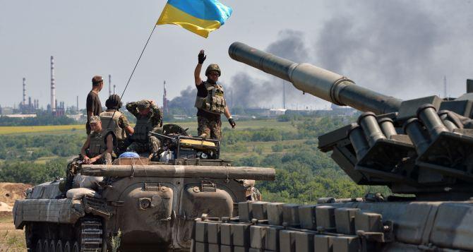 За неделю враждующие стороны на Донбассе 130 раз применяли тяжелое вооружение, запрещенное Минском