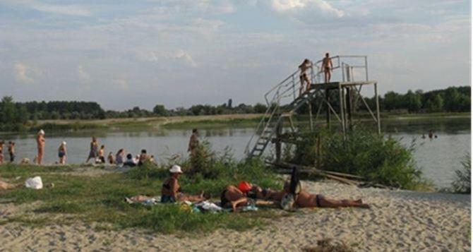 Купание на 6 пляжах Луганской области опасно для здоровья. Список