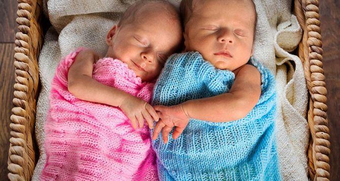 58 малышей родились за неделю в Луганске