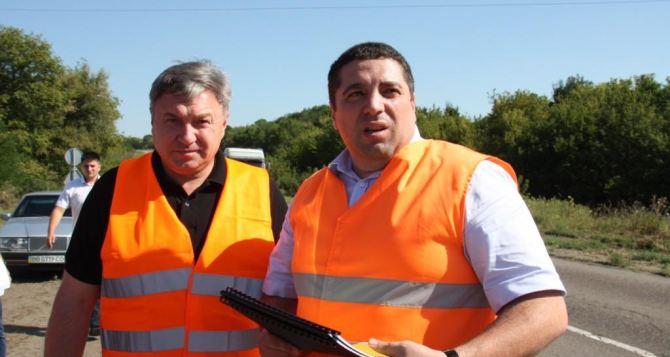 Зам луганского губернатора Даниелян со скандалом перебежал к харьковскому губернатору