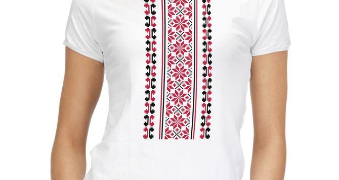 Выбор футболок с национальной символикой