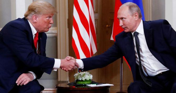 Трамп и Путин начали делить мир. Украина досталась Путину,— мнение
