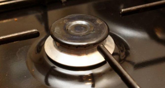В Антраците отключили газ на три дня
