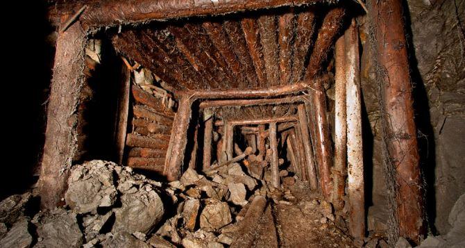 В Славяносербске на закрытой шахте добыли 200 тонн угля на сумму 500 тыс рублей