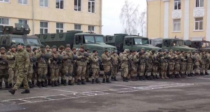 Госпогранслужба Украины усиливает пограничные наряды на линии разграничения
