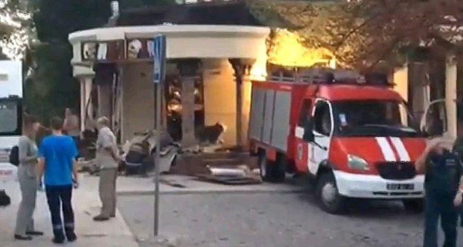 В МЧС ДНР опровергли информацию о количестве погибших в кафе «Сепар»