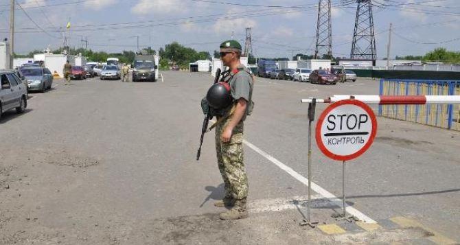 Все пункты пропуска в ДНР вновь работают в штатном режиме.