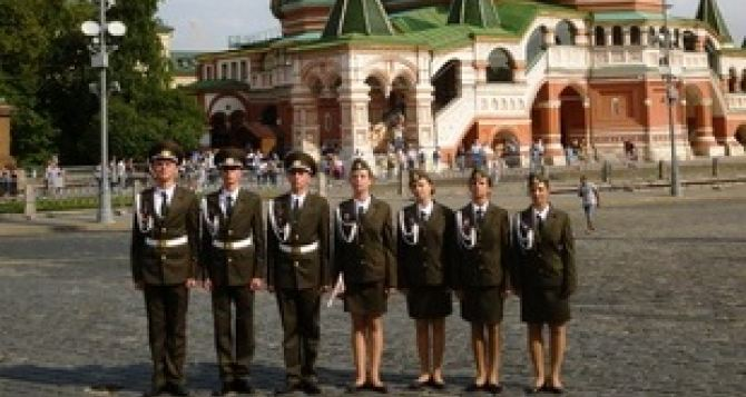 Второе место на фестивале «Спасская башня» в Москве завоевала молодежь из Краснодона