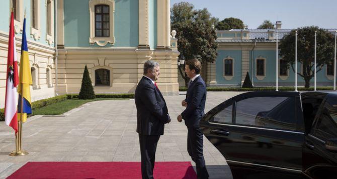Австрия восстановит один из населенных пунктов на Донбассе