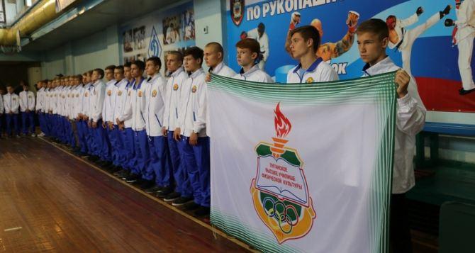 «Золото» в соревнованиях по боксу завоевали учащиеся ЛВУФК