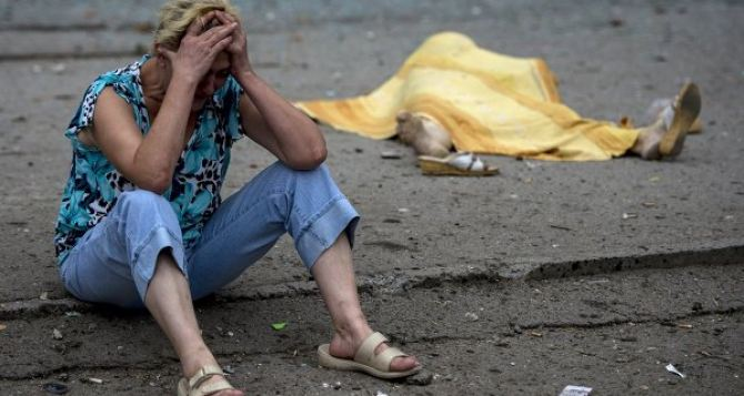 С начала войны на Донбассе погибло более 3 тыс мирных жителей