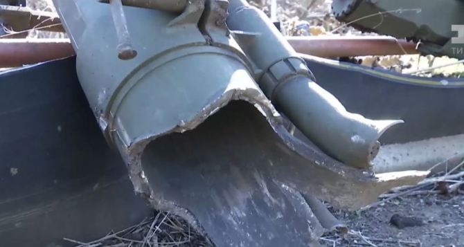 В Харькове взорвался еще один миномет «Молот». Трое пострадавших