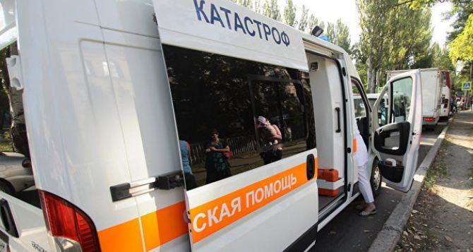 Кто стоит за взрывом на съезде компартии в Донецке. Первые версии
