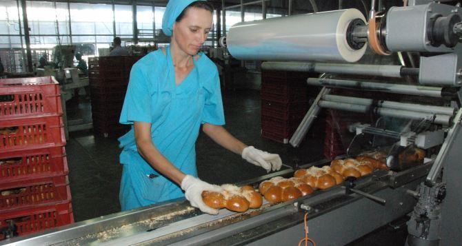 В Луганске сохранят цены на социальные сорта хлеба