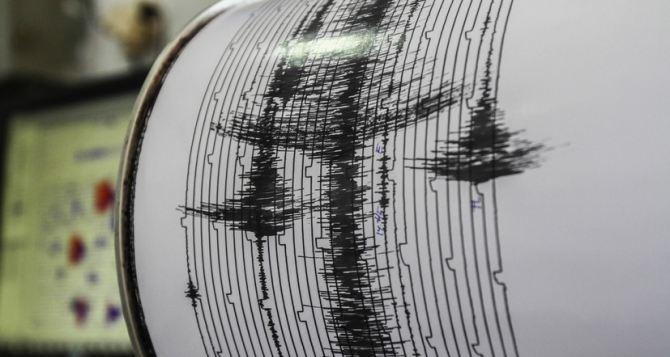 В Донецкой области произошло землетрясение с эпицентром в Азовском море
