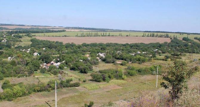 Взрыв произошел на территории детского сада в пгт Донецкий