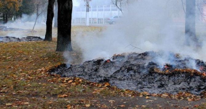 В Перевальске мужчина и его 5-летний сын пострадали от взрыва боеприпасов во время уборки листьев