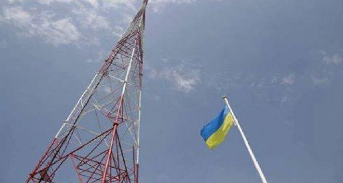 В Луганской области отключат радио и телевидение за долги