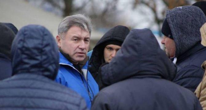 На Луганщине будет новый губернатор. Гарбуз уволен, нардеп Шахов будет проталкивать своего человека. (Читать до конца)