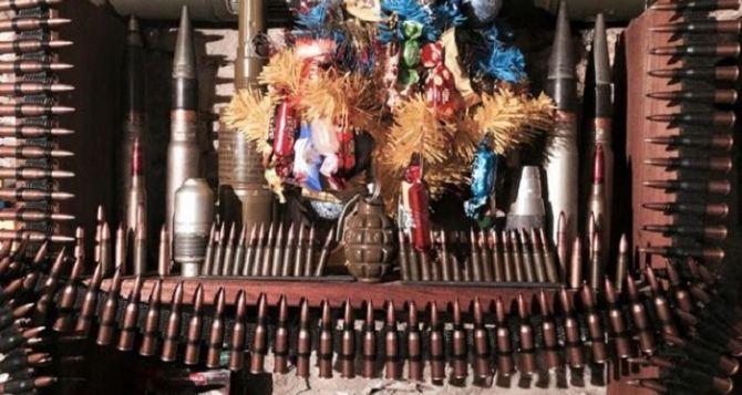 В Донбассе  в зоне конфликта планируют ввести «режим тишины» на новогодние праздники и зимние каникулы