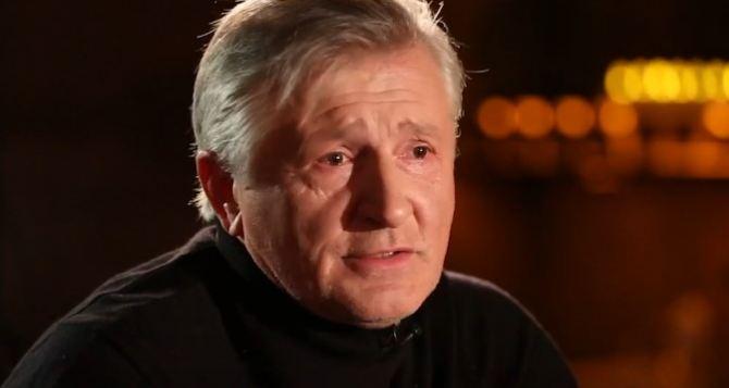 Народный артист Украины рассказал о главном «обмане» войны на Донбассе