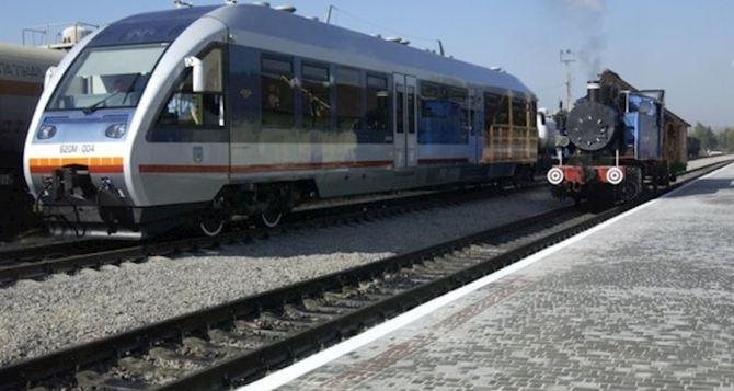 Под Новый год можно будет без пересадки добраться из Харькова в Донбасс