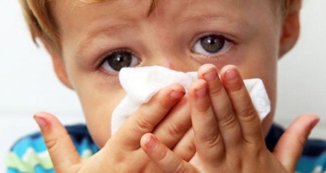 В Луганске резко увеличился уровень заболеваемости ОРВИ, есть три случая заболевания гриппом «А» у детей
