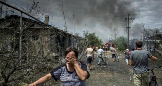 В 2018 году погибло мирных жителей Донбасса в два раза меньше чем в прошлом