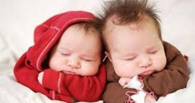 60 детей родились на минувшей неделе в Луганске