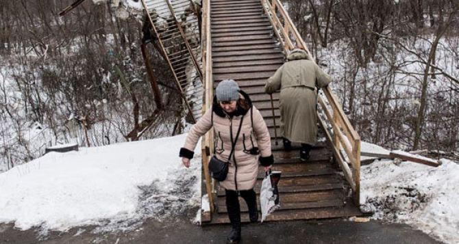 Список товаров запрещенных к провозу через КПВВ разработали в Минобороны Украины