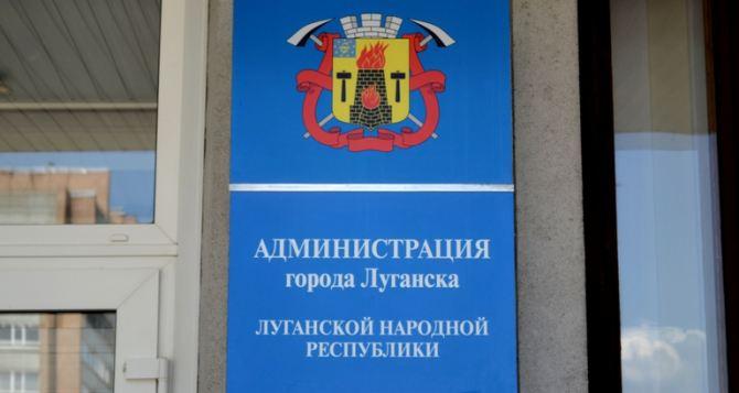 Глава города дал неудовлетворительную оценку ситуации с вывозом ТБО в Луганске
