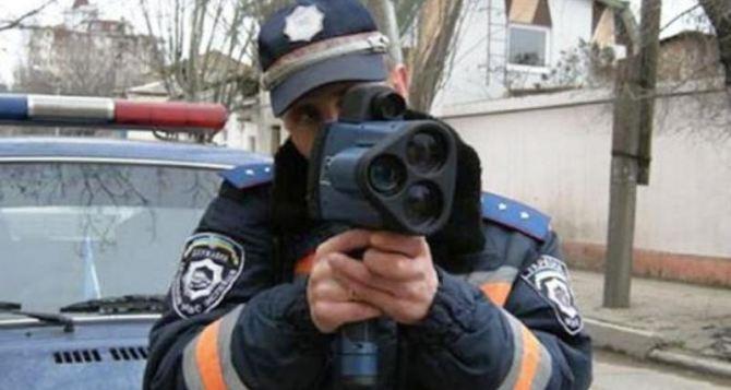 Харьковским полицейским раздали радары. Стали известны автодороги, где будут мерят вашу скорость