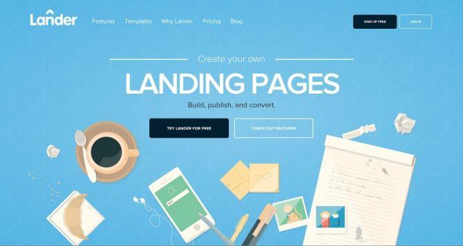 Посадочные страницы «под ключ»— студия «Webkitchen»