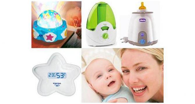 ТОП-12 гаджетов в помощь молодой мамочке
