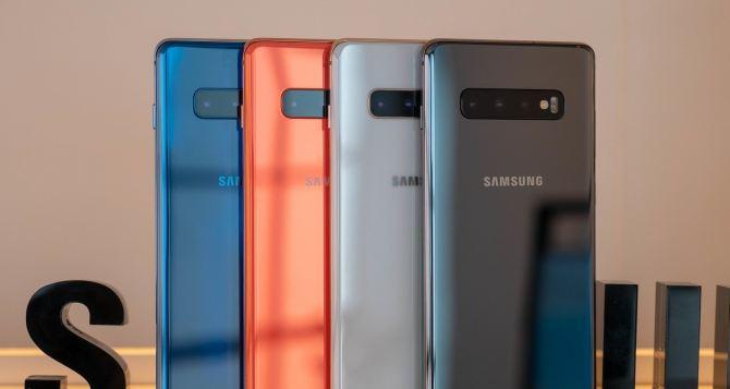 Samsung Galaxy S10 и S10 Plus
