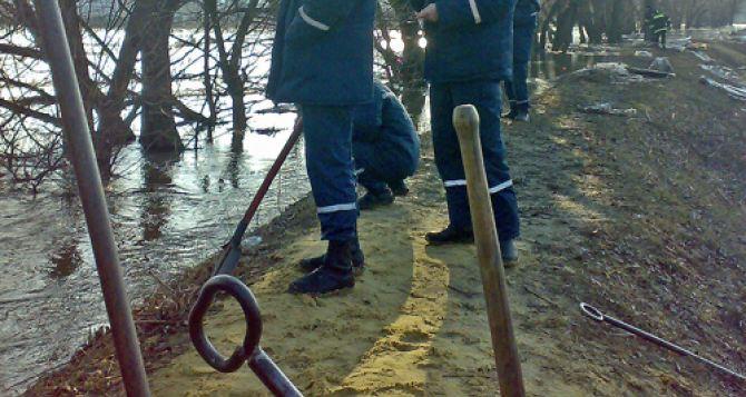 Гидрометеорологическая ситуация в Луганске благополучна— экологи