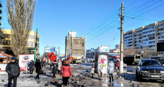 В Луганске посчитали сколько людей живет в городе