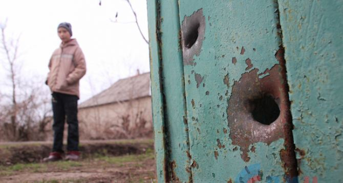Пострадавшие от обстрела в поселке Фрунзе рассказали как все было. ФОТО
