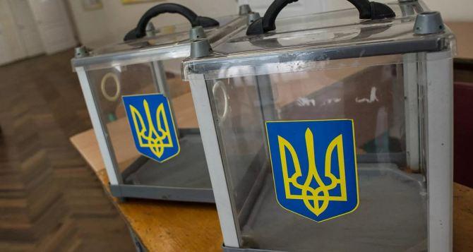 Только 30 тысяч луганчан изменили место голосования на выборах президента