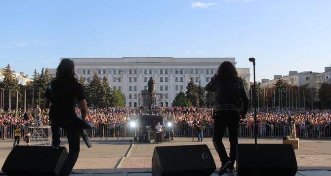 «Город 312» и «Корни» выступят в Луганске 31марта
