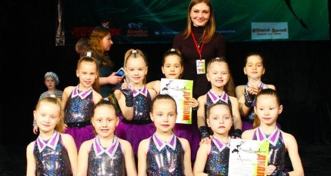 Танцоры «Талисмана» стали призерами фестиваля «Spring dance fest»