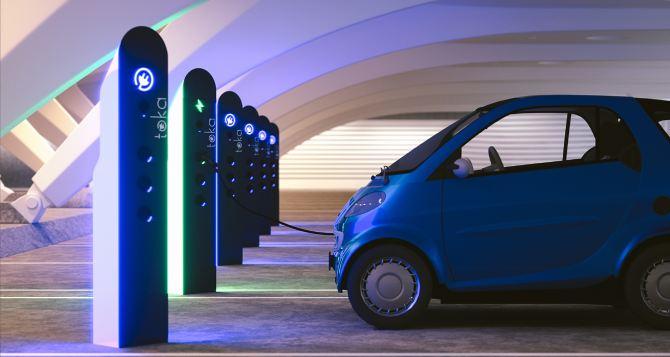 Где зарядить электромобиль в Украине